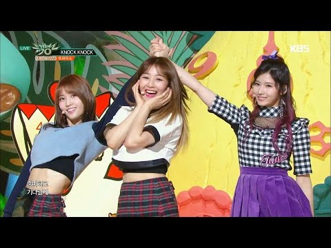 뮤직뱅크 Music Bank - 트와이스 - KNOCK KNOCK (TWICE - KNOCK KNOCK).20170224 Mp3