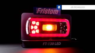 FT-130 LED Rear lamps