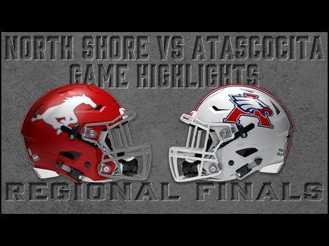 North Shore Vs Atascocita 2019 Texas High School Football Playoffs Highlights Game Of The Week Inside High School Sports Houston