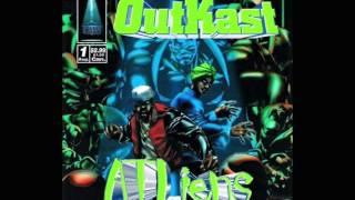 Outkast - ATliens Full Album
