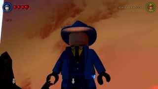 LEGO Batman 3: Beyond Gotham - The Question Gameplay and Unlock Location