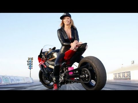 Tiffany Butler - Motorcycle Racer