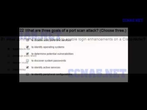 CCNA Security v1.2 Final Exam - YouTube