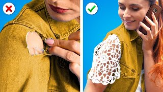 16 Useful DIY Fashion Ideas To Reuse Your Old Clothes