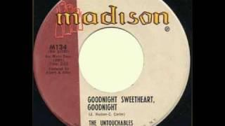 UNTOUCHABLES - Goodnight Sweetheart, Goodnight (1960)