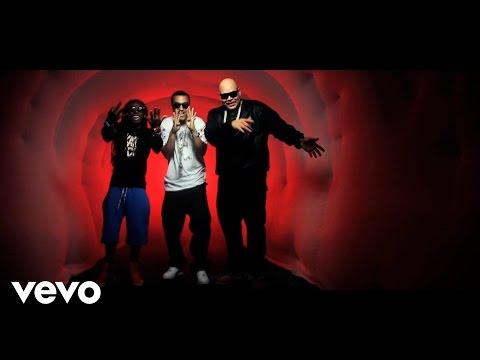 Fat Joe - Yellow Tape (Ft. Lil Wayne, A$AP Rocky & French Montana) Official Music Video