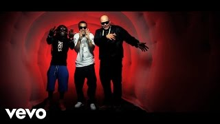 Fat Joe - Yellow Tape (Ft. Lil Wayne, A$AP Rocky & French Montana) Official Music Video