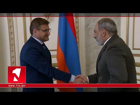 Նիկոլ Փաշինյանը հանդիպել է Արման Բաբաջանյանին