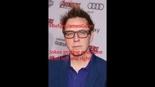 #RehireJamesGunn || The Firing of James Gunn and Political Bullshit