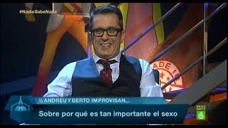 """En El Aire - Berto: """"Tú Haces Tu Propia Gente Y El Proceso Es La Mar De Divertido"""""""