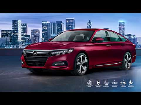 Honda Accord - institucional