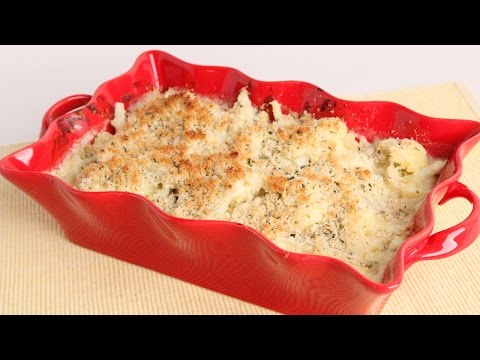 Homemade Cauliflower Gratin Recipe – Laura Vitale – Laura in the Kitchen Episode 984