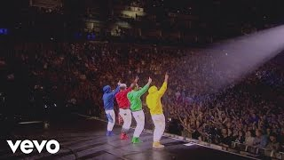 JLS - Everybody in Love (Live at the 02)