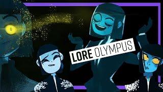 The Goddess of Magic: Lore Olympus