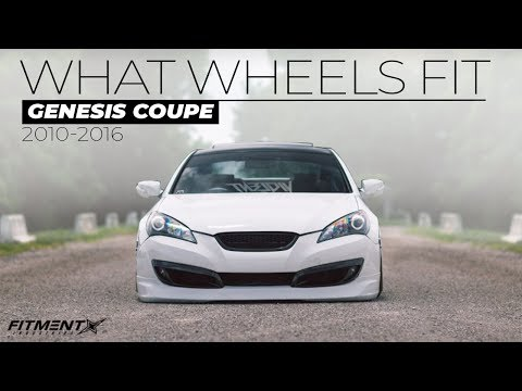 What Wheels Fit: Hyundai Genesis Coupe