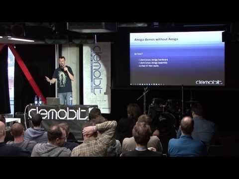 Making 'high-end' Amiga demos - Michal 'Kiero' Wozniak - Demobit 2017