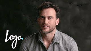 Cheyenne Jackson on Growing Up Gay in a Small Town | Trailblazer Honors | Logo