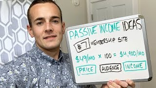 18 Passive Income Ideas 💸 WORKING In Early 2020 (WITH PROOF)