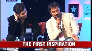 FICCI Frames 2013 Karan Johar Zoya Akhtar Anurag Kashyap Talk Movies