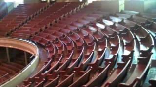 The Ryman Auditorium Part 1