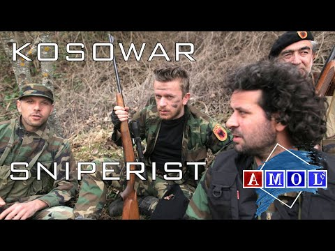 AZEMI - Kosowar sniper ................(All world languages subtitles CC)