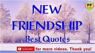 TOP 50 NEW FRIENDSHIP QUOTES - Best Friendship Quotes