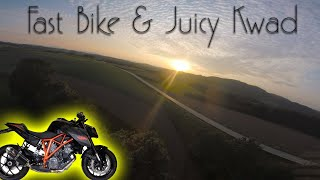 Biker to Juicy Racing Drone Flight | FPV Freestyle | YDKM Renndrohne