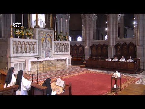 Prière du Milieu du jour du 16 octobre 2021 des Bénédictines du Sacré-Coeur de Montmartre