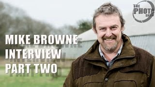 Mike Browne Interview 2