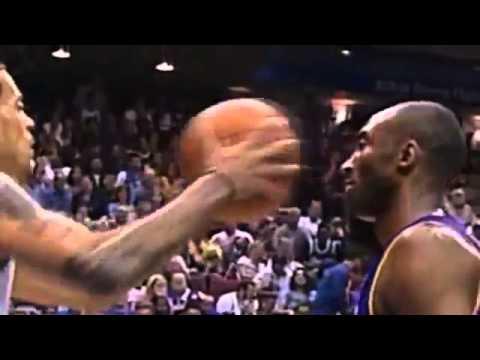 So That Matt Barnes Ball Fake To Kobe Bryant S Face With