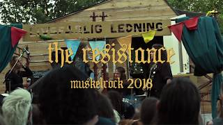 Demon Head - The Resistance - Live at Muskelrock 2018