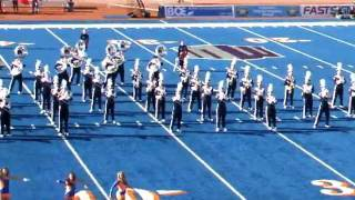 Hush (Deep Purple) - Boise State Blue Thunder Marching Band
