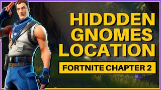 Finding The HIDDEN GNOMES (Fortnite Chapter 2 - 2020) - Fortnite HIDDEN GNOME Locations
