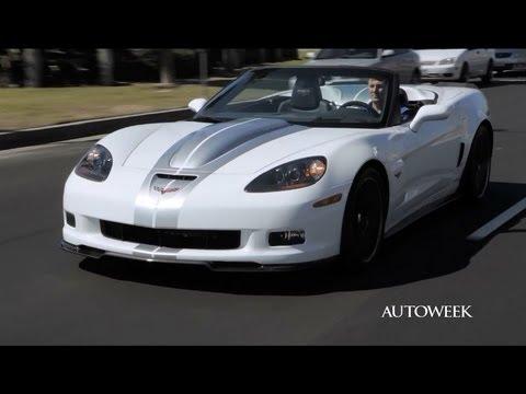 2013 Callaway Corvette 427 Convertible Review Video