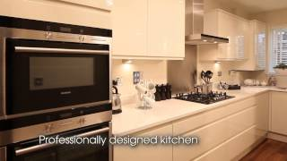 preview picture of video 'Luxury New Homes | Boundary Place | Edgware | Middlesex | Banner Homes'