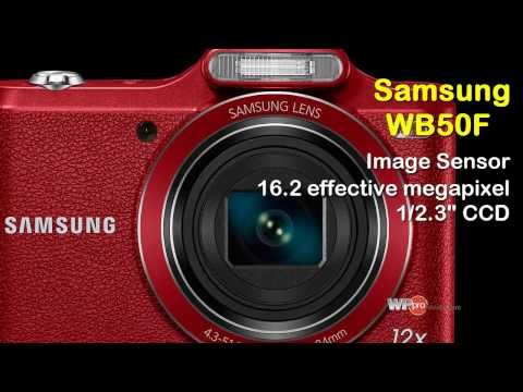 Samsung WB50F Smart Camera Digital: Specs, Pics, reviews 2014
