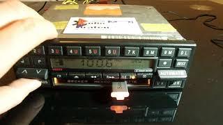 Becker Mexico - Bluetooth - Freisprech - USB - AUX - Handysteuerung