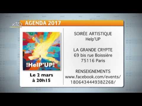 Agenda du 24 février 2017