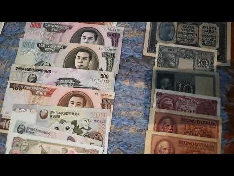 Közel 500 darabos bankjegy gyűjtemény! - Aukció - Vatera.hu Kép