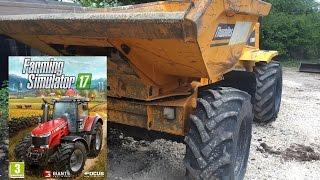 Thwaites 6 ton dumper