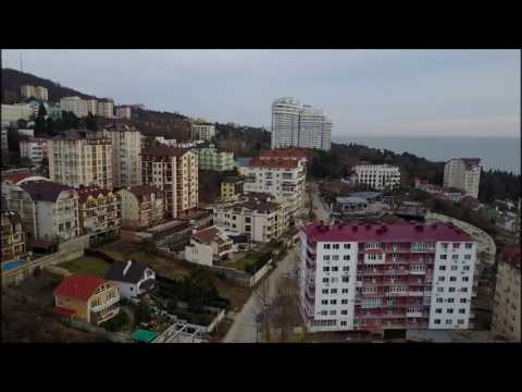 ЖК Бытха с квадрокоптера Недвижимость в Сочи в районе Бытха
