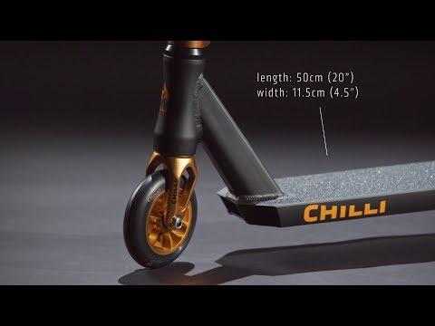Chilli Pro Scooter Reaper - Deutsch