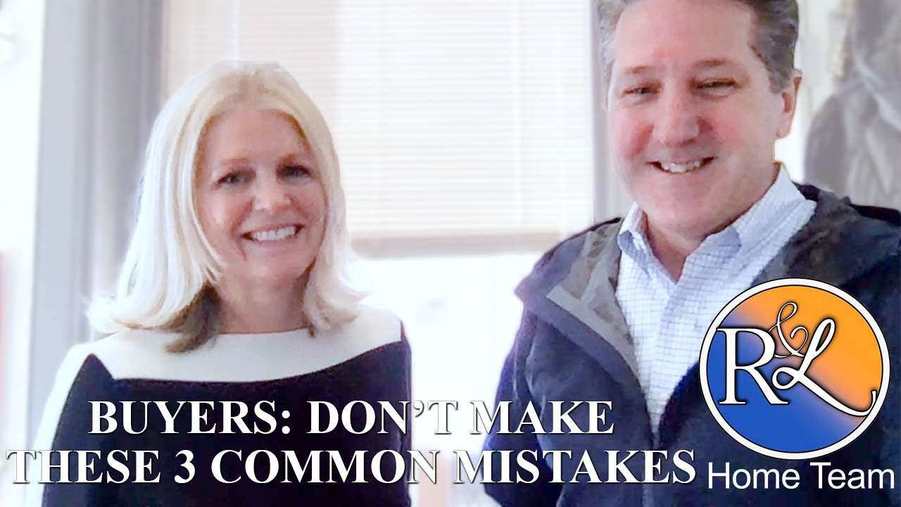3 Common Home-buying Mistakes to Watch Out For