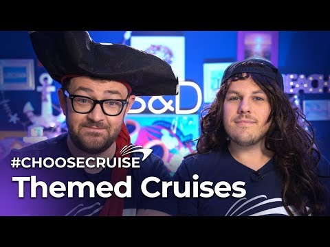 Themed Cruises: From zombies to boy bands