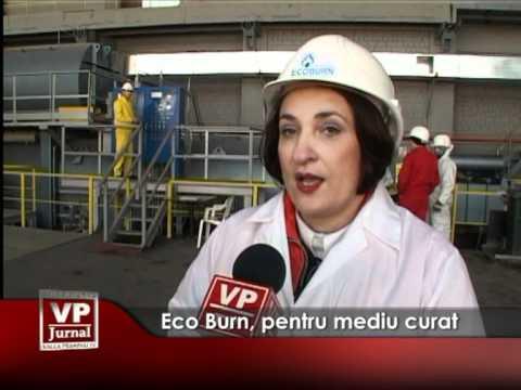 Eco Burn, pentru mediu curat