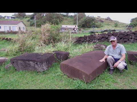 Easter Island: Lost Ancient Technology Evidence Part 5 Of 5