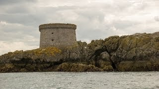preview picture of video '[Full HD] Boat Trip Howth to Ireland's Eye Bootsfahrt Howth bis Ireland's Eye'