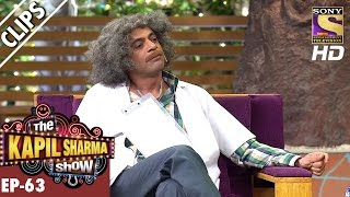 Dr Mashoor Gulati Meets Vaani Kapoor And Ranveer Singh  The Kapil Sharma Show – 27th Nov 2016