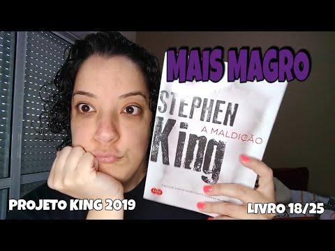 A MALDIÇÃO - STEPHEN KING - #PROJETOKING2019