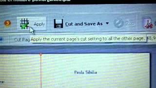 A-PDF Page Cut - Dividir PDF dobles escaneados (Split pages of PDF ebooks) + download link